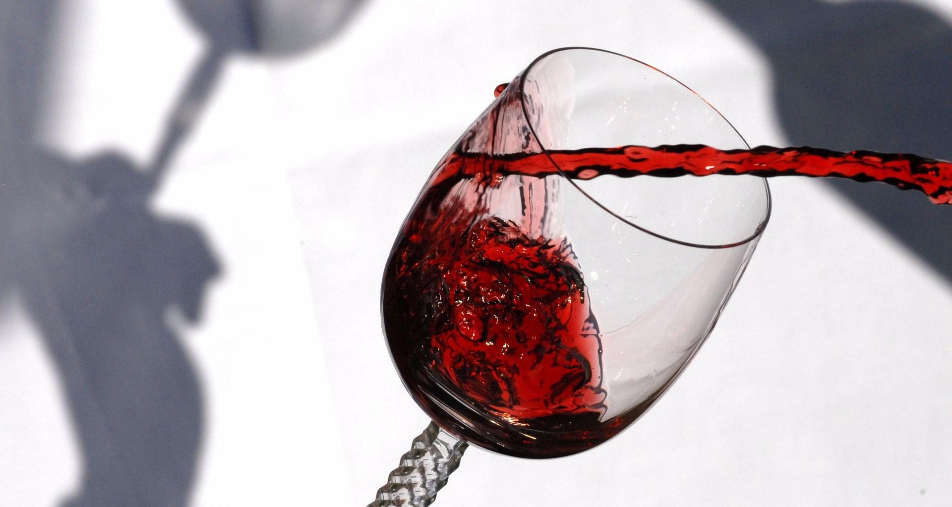 red wine shiraz