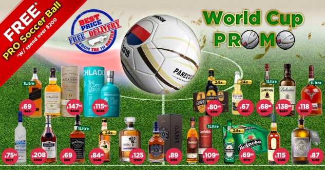 World Cup Promo